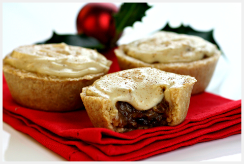 raw food mince pie recipe