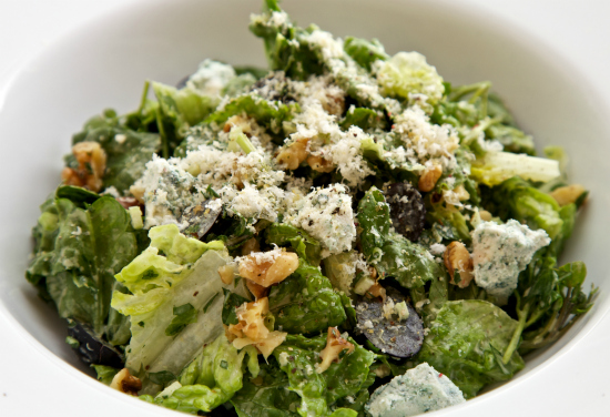 Raw Food Recipe Waldorf Salad