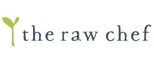 Raw Food Recipes - The Raw Chef logo