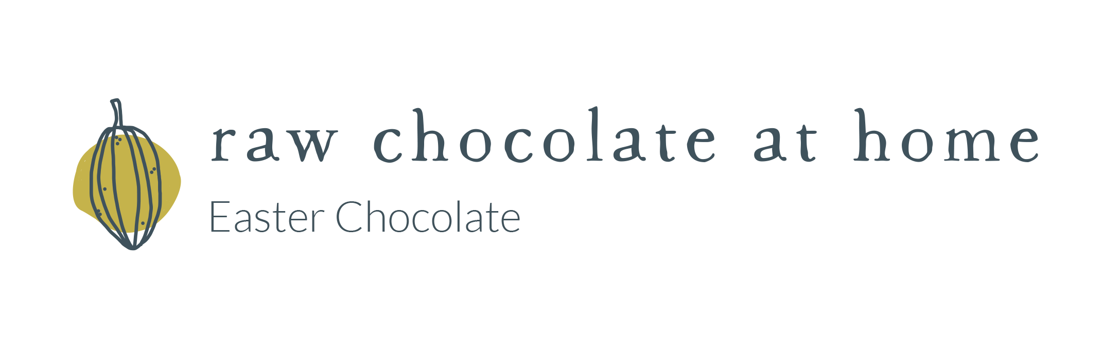 Easter Chocolate Logo