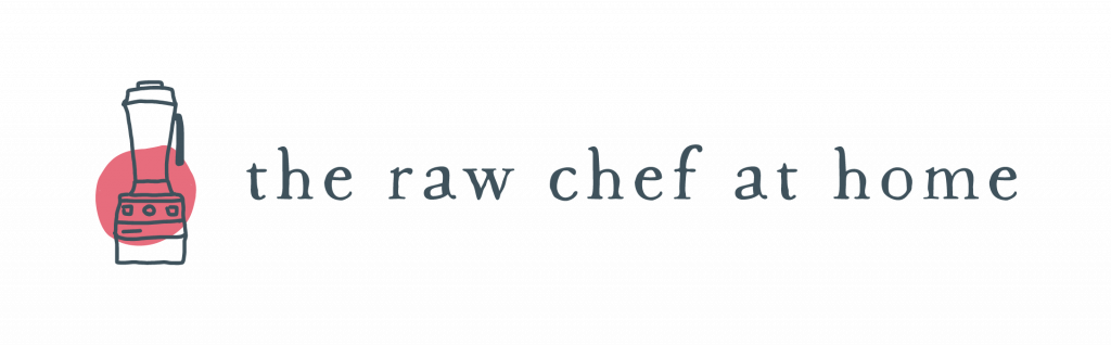 The Raw Chef at Home Logo